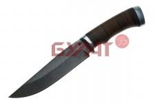 нож Медведь-1 кожа